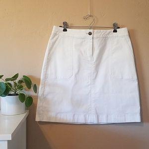 Boden cotton skirt